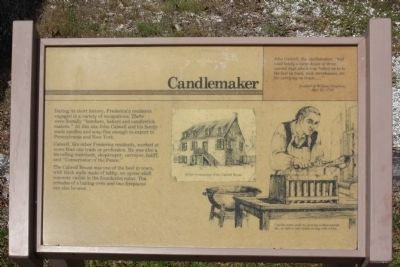 Frederica - Candlemaker Marker image. Click for full size.