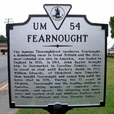 Fearnought Marker image. Click for full size.