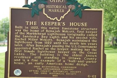 The Keeper's House Marker image. Click for full size.