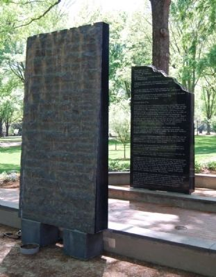 Furman Class of '05 09/11 Memorial image. Click for full size.