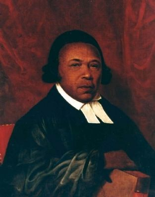 The Reverend Absalom Jones image. Click for full size.