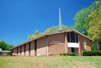Tigerville Baptist Church image. Click for full size.