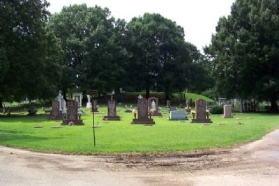 Calvary Cemetery image. Click for full size.