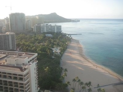 Waikiki Beach image. Click for full size.