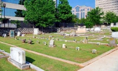 World War I Plot -<br>Springwood Cemetery, Greenville, SC image. Click for full size.