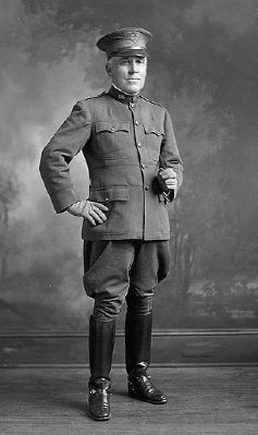 Maj. Gen. Charles Justin Bailey<br>1859-1946 image. Click for full size.