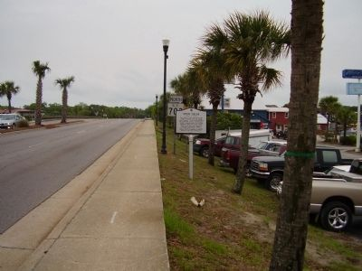 Shem Creek Marker image. Click for full size.