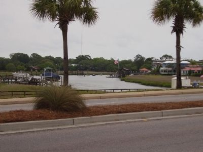 Shem Creek image. Click for full size.