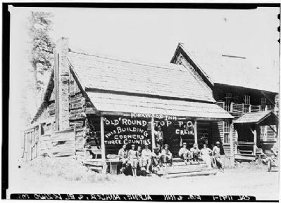 Kirkwood Inn & Round Top Post Office image. Click for more information.