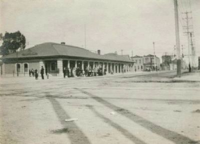 Southern Pacific Rail Station in Oakland image. Click for full size.