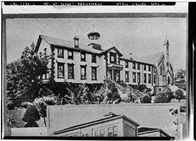 Mount St. Mary's Academy image. Click for more information.