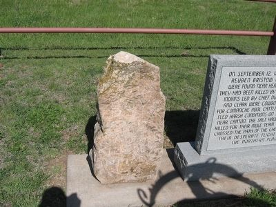 Cowboy Cemetery Marker image. Click for full size.