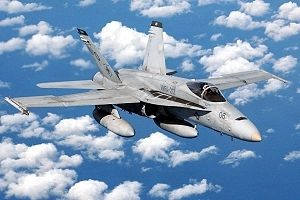 F/A-18A Hornet image. Click for full size.