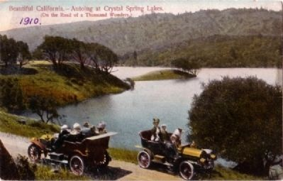 Beautiful California - Autoing at Crystal Springs Lakes image. Click for full size.