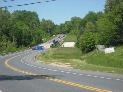 The Sykesville Bypass Bridge image. Click for full size.