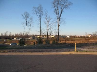 Camp Letterman Hospital Site image. Click for full size.