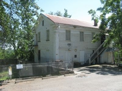 IOOF Hall In Diamond Springs image. Click for full size.
