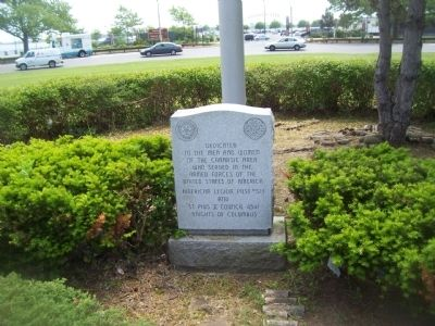 Canarsie Veterans Memorial Marker image. Click for full size.