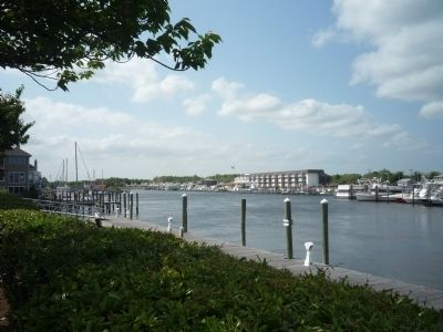 Lewes-Rehoboth Canal image. Click for full size.