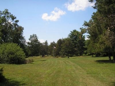 Site of the Third Brigade Encampment image. Click for full size.