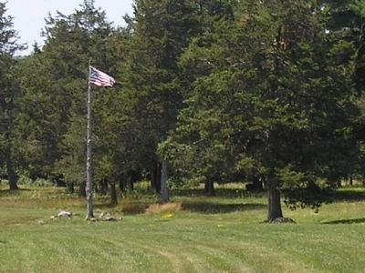 Third Brigade Encampment Site image. Click for full size.