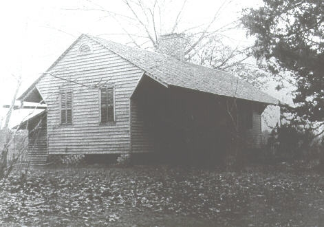 House on Millwood Plantation
