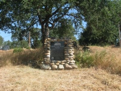 Calaveras County Hospital Cemetery Marker image. Click for full size.