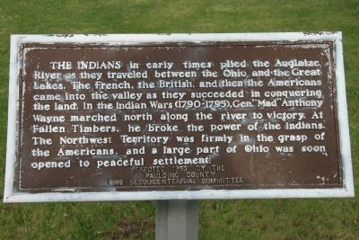 The Indians Marker image. Click for full size.
