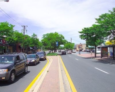 Baltimore Avenue (U. S. Route 1) image. Click for full size.