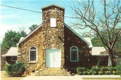 Laurel Creek Church image. Click for full size.