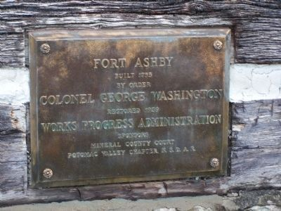 Fort Ashby image. Click for full size.