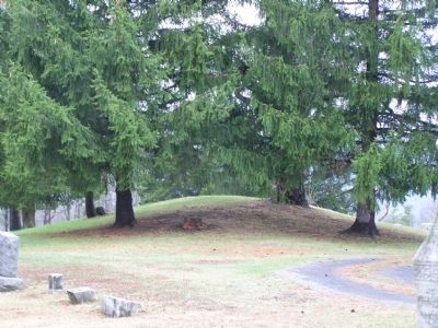 Indian Mound image. Click for full size.