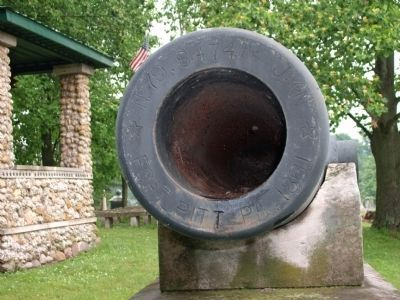 East Cannon - Muzzle - - Owen County Indiana image. Click for full size.