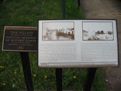 Buckeystown Marker image. Click for full size.