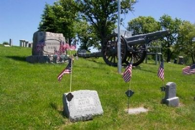 Claysville Veterans Memorial image. Click for full size.