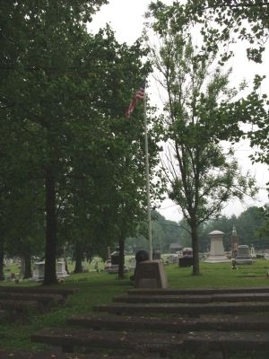Flag Pole image. Click for full size.