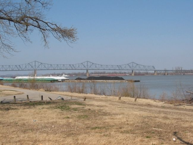 The Ohio River Bridge image. Click for full size.