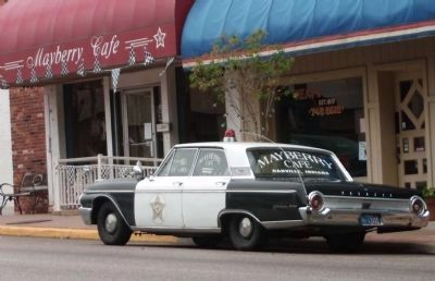 Mayberry Cafe - Danville, Indiana image. Click for full size.