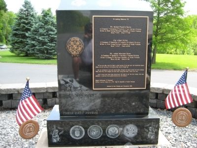 Pohatcong Township Vietnam Memorial image. Click for full size.