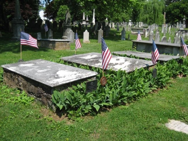 General William Maxwell Gravesite image. Click for full size.