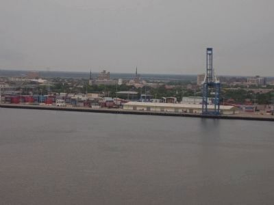 Charleston Harbor image. Click for full size.