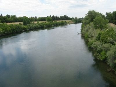 The American River image. Click for full size.