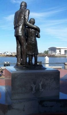 nearby African American Monument image. Click for full size.