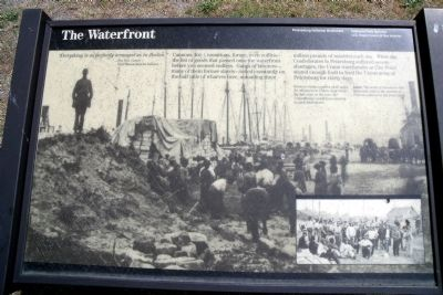 The Waterfront NPS Marker image. Click for full size.