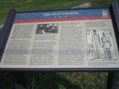 The Peacemaker Marker image. Click for full size.