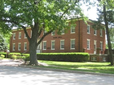 Kuhn Hall image. Click for full size.