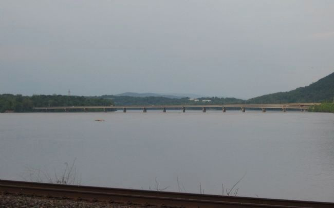 Clark's Ferry Bridge image. Click for full size.