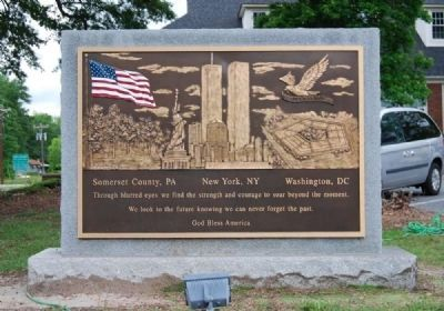 Williamston 9-11 Monument image. Click for full size.