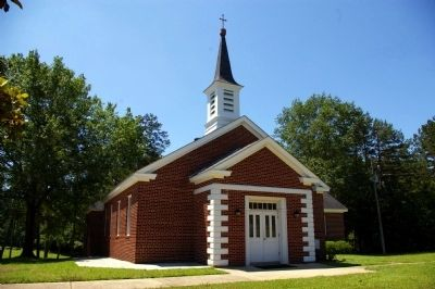 Pentecost United Methodist Church image. Click for full size.