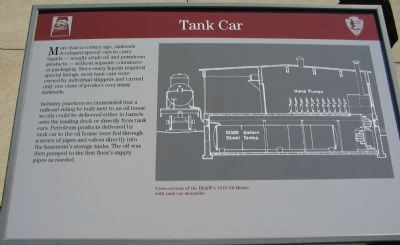 Tank Car Marker image. Click for full size.